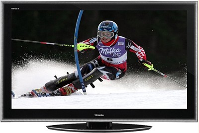 46SV670U - 46 inch REGZA High-definition 1080p 240Hz LED HDTV - OPEN BOX