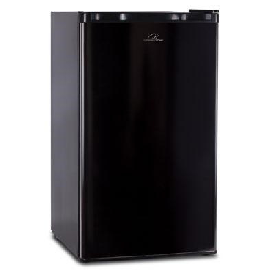 CC 3.2cuFt Fridge Freezer Blk