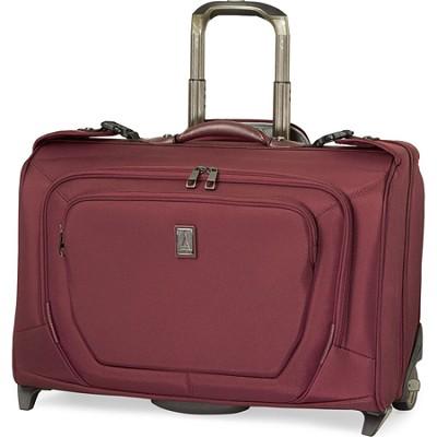 Carry-on Rolling Garment Bag (22`) (Merlot) - 4071440