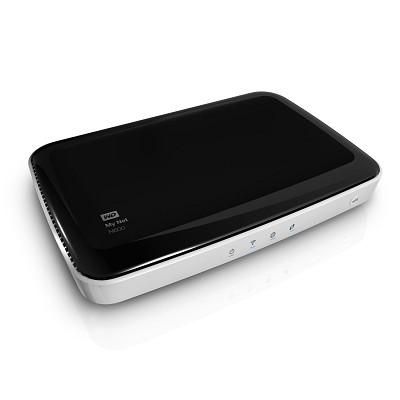 My Net N600 HD Dual-Band Router (WDBEAV0000NWT-HESN) - OPEN BOX