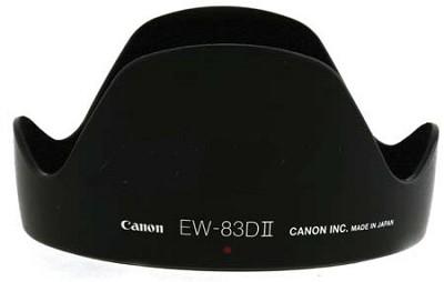 EW-83DII Lens Hood For The EF24 1.4L USM