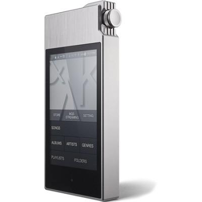 AK120 II Portable Hi-Fi Sound System (Stone Silver / Aluminum)