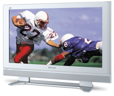 TH-42PD50U 42` Plasma TV with Built-In ATSC/QAM/NTSC Tuners