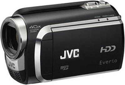 Everio GZ-MG680 120G HDMI Hard Disk Drive Camcorder - Black