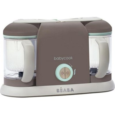 Babycook Pro2X Baby Food Processor and Steamer - Latte - OPEN BOX