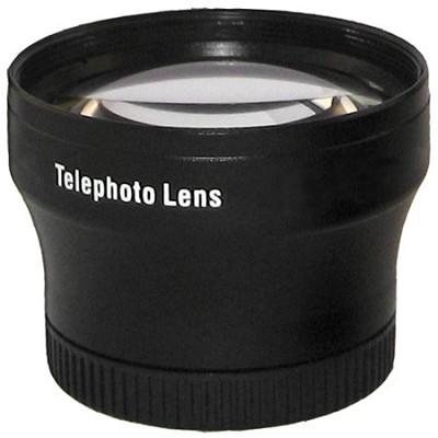 Pro 2x Teleconverter - for 37mm threading (black)