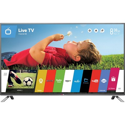 60LB7100 - 60-Inch 1080p 120Hz 3D Direct Smart LED with WebOS - OPEN BOX