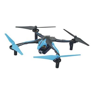 Ominus FPV UAV Quadcopter RTF, Blue With Live View Video Camera