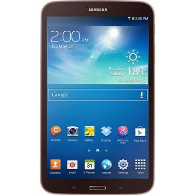 Galaxy Tab 3 (8-Inch, Gold-Brown) - OPEN BOX