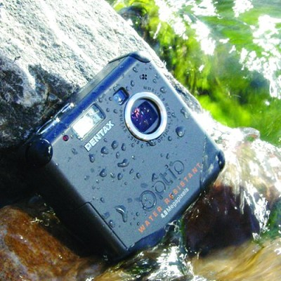Optio 43wr Waterproof Digital Camera