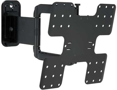 Super Slim Full Motion Wall Mount For 26` - 47` TVs - OPEN BOX - VMF322