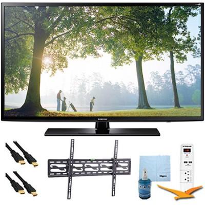 UN60H6203 - 60` 120hz Full HD 1080p Smart TV Plus Tilt Mount & Hook-Up Bundle