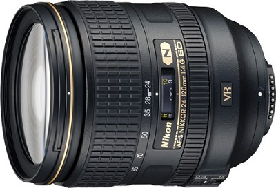 2193 - 24-120mm f/4G ED VR AF-S NIKKOR Lens for Nikon Digital SLR