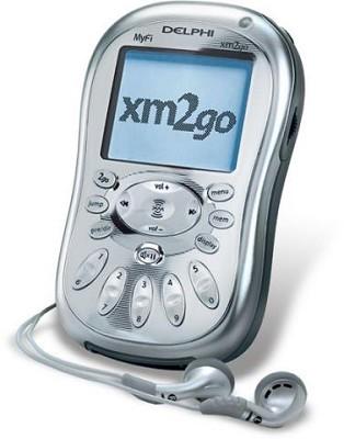 MyFi XM Satellite Radio
