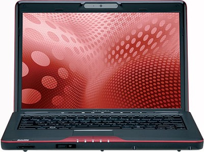 Satellite U505-S2960RD 13.3` Notebook PC - Luxe Red