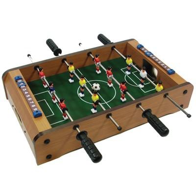 Tabletop Fast-Paced Foosball Game