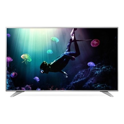 60UH6550 60-Inch 4K UHD HDR Smart LED HDTV