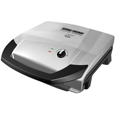 120-Square-Inch Nonstick Grill with Variable Temperature Control
