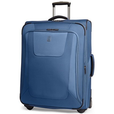 Maxlite3 28` Blue Expandable Rollaboard Luggage
