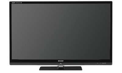 LC40LE835U 40` Aquomotion 240hz AQUOS 3D LED TV