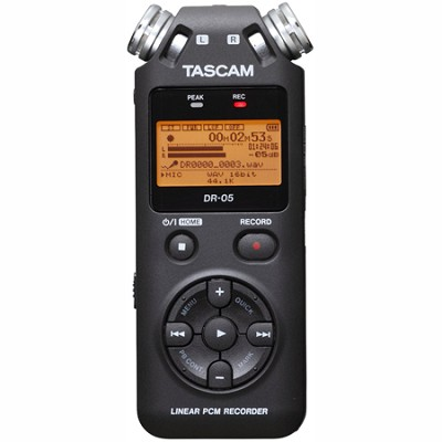 DR-05 - Portable Digital Recorder