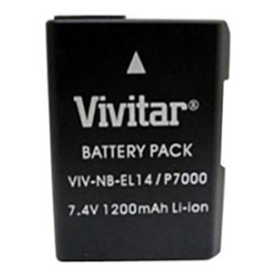 EN-EL14A Rechargeable Li-ion Battery for P7000,P7100,D3300,D5300