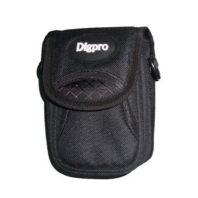 DP15 Ultra-Compact Digital Camera Deluxe Carrying Case (Black)