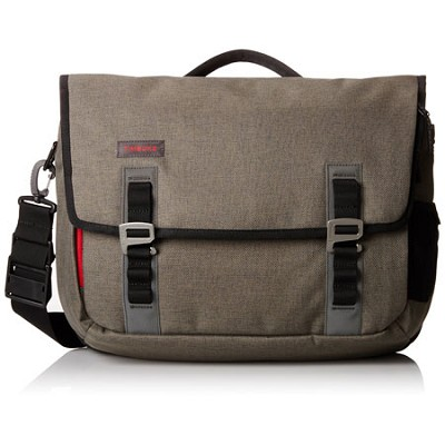 Command Laptop Messenger Bag, Medium (Carbon Full-Cycle Twill)