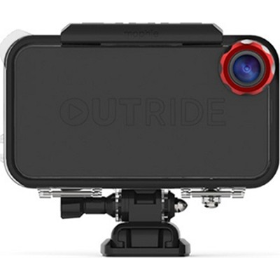 OutRide MultiSport Wide Angle Camera Housing and Mounting System for iPhone 4/4S