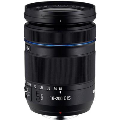 MOVIE PRO Multi-Purpose Long Zoom 18-200mm F3.5-6.3 OIS Lens
