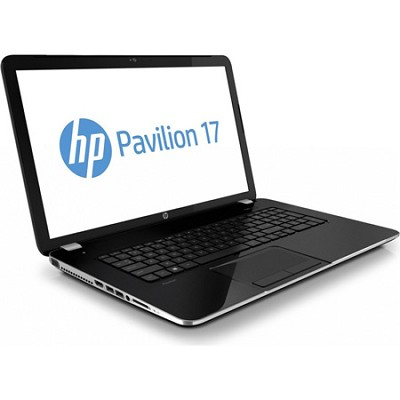 Pavilion 17-e010us 17.3` HD+ LED Notebook PC - AMD Elite A6-5350M Accl. Proc.
