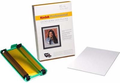 Professional 8.5` x 12` Glossy (50-pack) EKTATHERM 1400 Print Kit