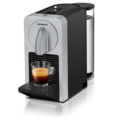 Prodigio Smart Coffee, Espresso Maker w/ Smartphone Connectivity (Silver)