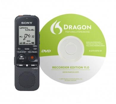 Digital Flash Voice Recorder - OPEN BOX