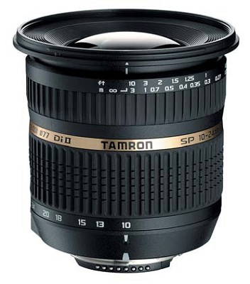 10-24mm F/3.5-4.5 Di II LD SP AF Aspherical (IF) Lens For Canon EOS