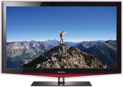 LN40B650 - 40` High-definition 1080p 120Hz LCD TV **OPEN BOX**