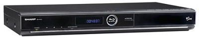 BD-HP22U AQUOS Blu-Ray Disc Player