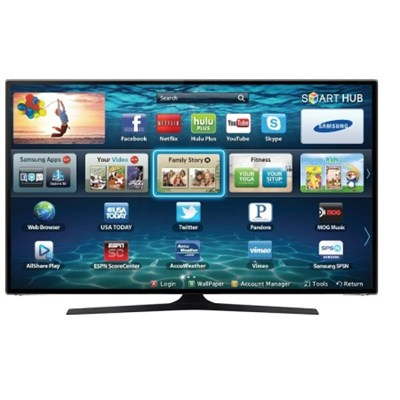 J5200 50 ` Class LED Full HD Smart TV - OPEN BOX