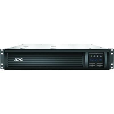 750VA Smart ups LCD RM 2U 120