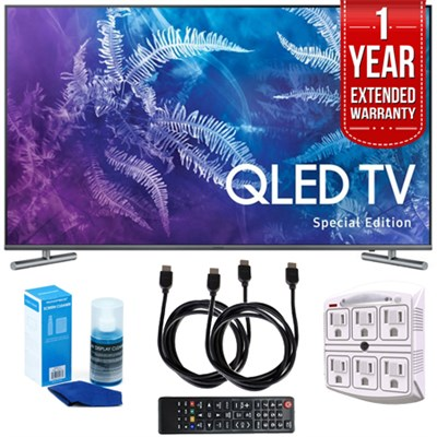 QN49Q6FAMFXZA Special Edition 49`  Q6F QLED 4K TV (2017) Extended Warranty Kit