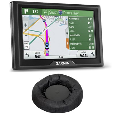 Drive 50LMT GPS Navigator (US Only) Portable GPS Dash Mount Bundle