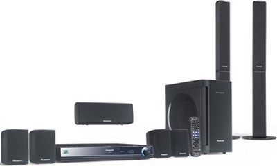 SC-BT300 - 7.1-channel Blu-ray Home Theater System  **OPEN BOX**