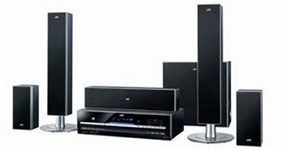THD60 - DVD Digital Theater System
