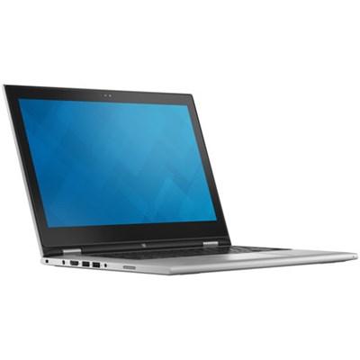 Inspiron 13 7000 Series 6th Gen Intel Core i3-6100U 13.3` Notebook - Gold