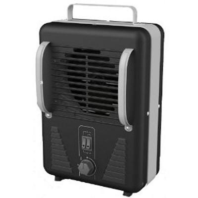DUH500 - Utility Heater - Black