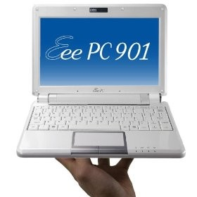Eee PC 901 20G (solid state) - Pearl White (Linux operating system)