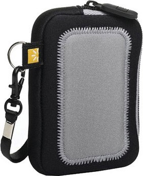 UNZ-3 Medium Universal Pocket w/Screen Protection (Black/Silver)