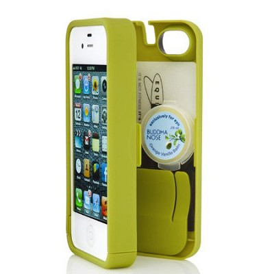 Case for iPhone 4/4S - Chartreuse