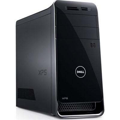 x8900-631BLK XPS 8900 Desktop Computer i5-6400 2.70GHz Mini-Tower - Refurbished