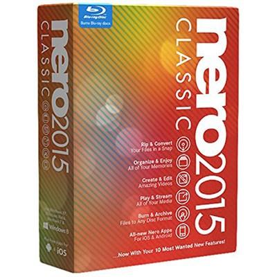 2015 Classic Multimedia Software